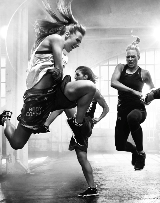 Introduction To The Class Step Into A BODYCOMBAT
