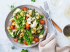 Spring Vegetables and Crispy Gnocchi Salad