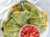 Loaded Veggie Quesadilla