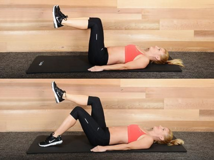 How to Activate and Strengthen your Glutes and Core